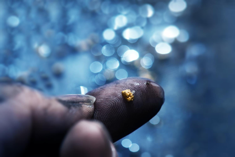 trouver de l'or